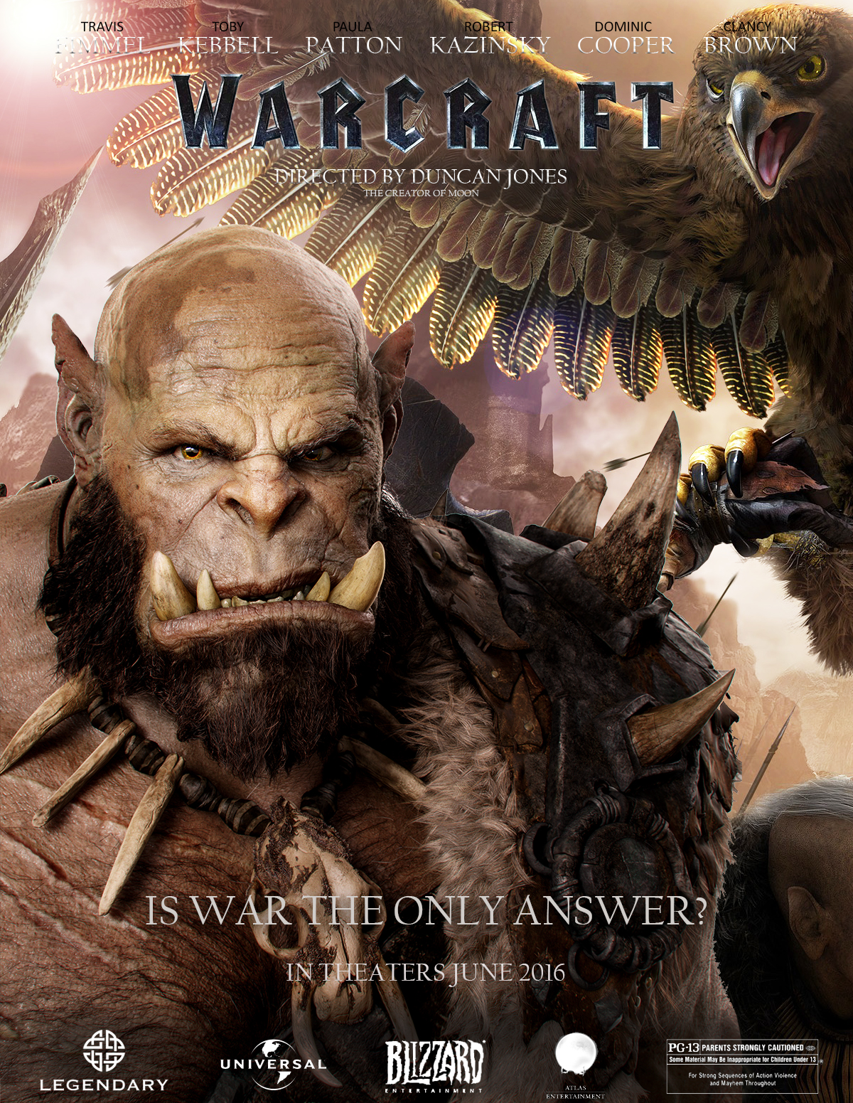 Warcraft Poster Wallpaper 2018 In Movies - Ramona And Beezus Movie Poster - HD Wallpaper