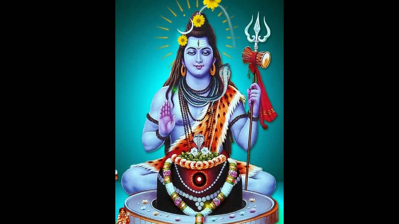 Lord Shiva Hd Live Wallpaper Download - HD Wallpaper