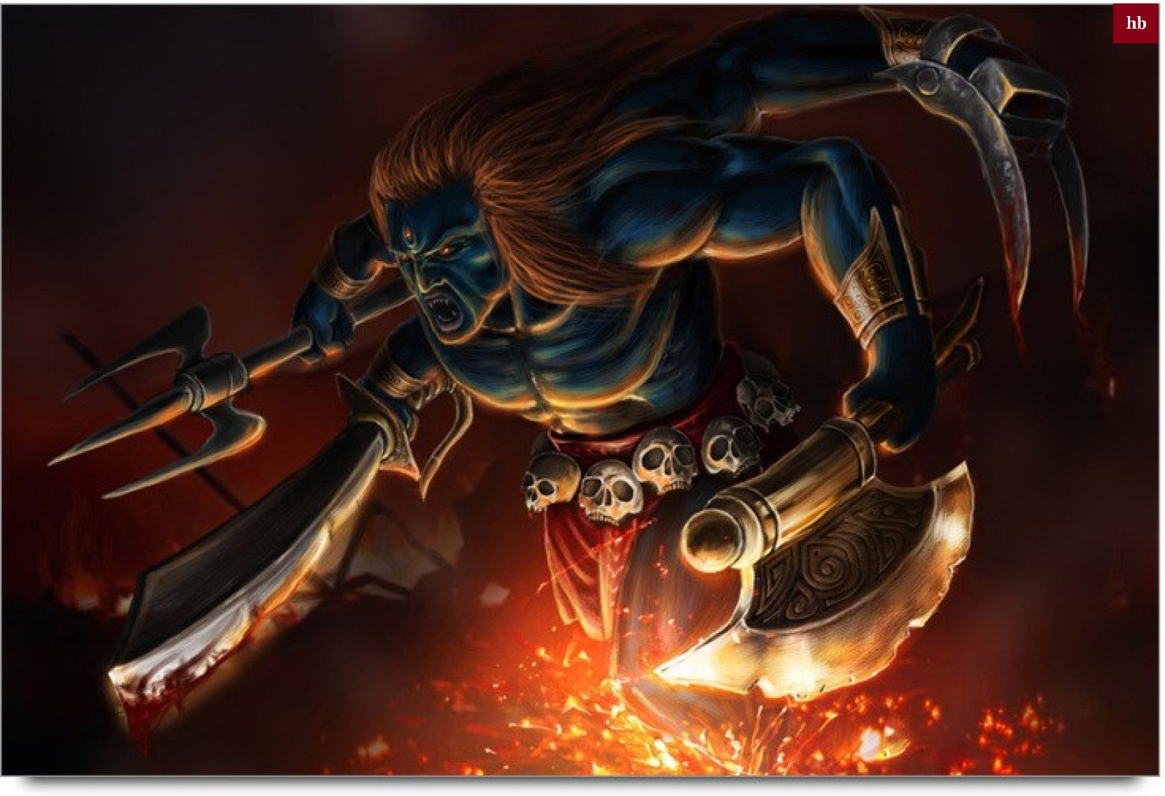 Shiva Live Wallpaper Hd Apps On Google - Amazing Mahakal - HD Wallpaper