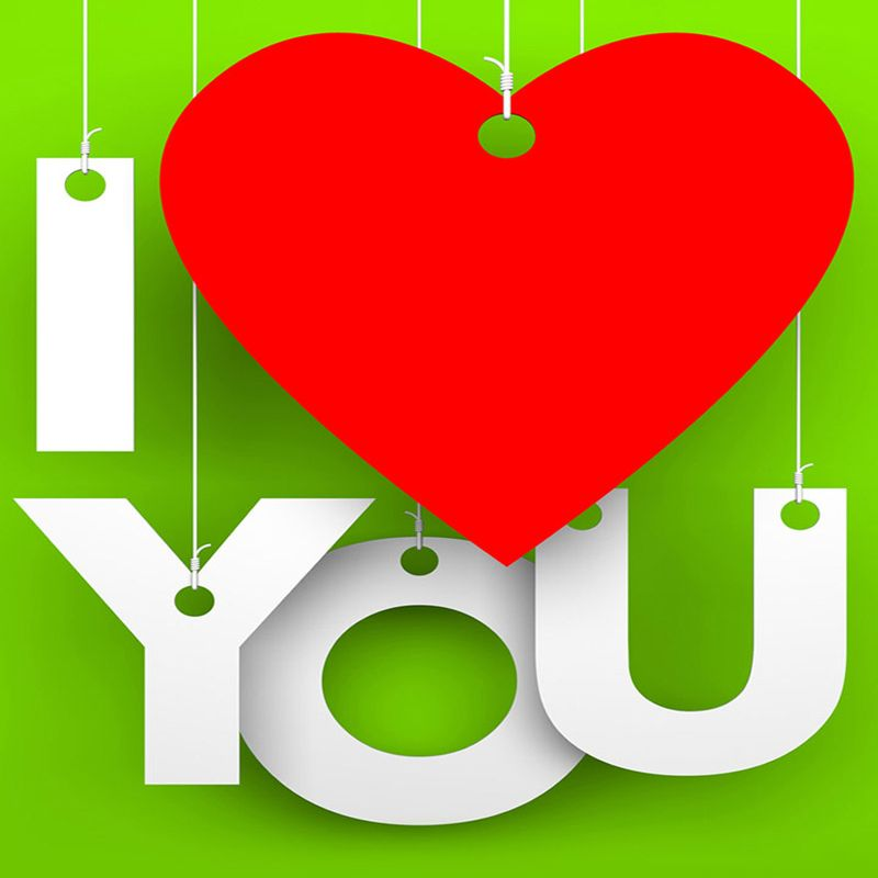 Romantic Cute Whatsapp Dp Love Wallpaper Hd - HD Wallpaper