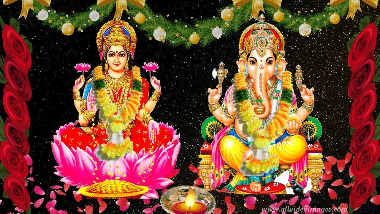 Laxmi Mata Hd Wallpaper Free Download Ganesh Mata 1280x720 Wallpaper Teahub Io