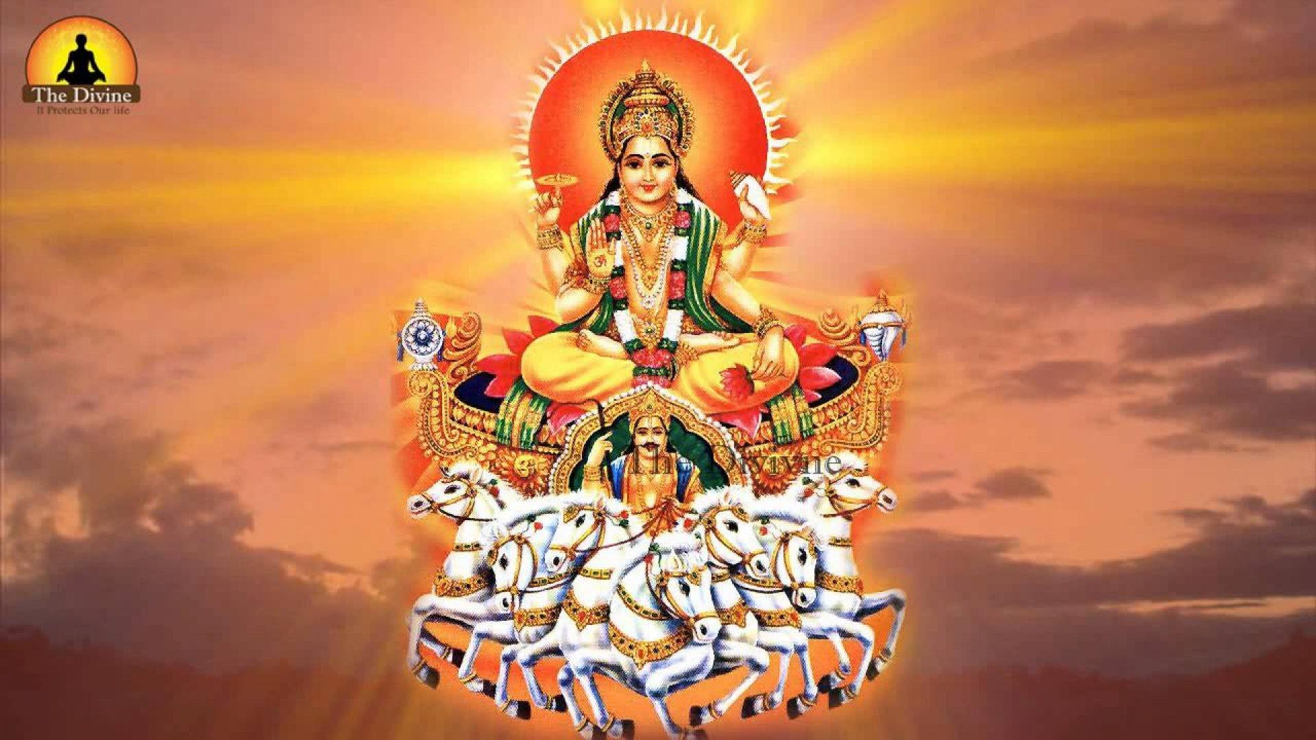 Latest Indian God Sun Wallpaper   Data-src - Chhath Puja God - HD Wallpaper