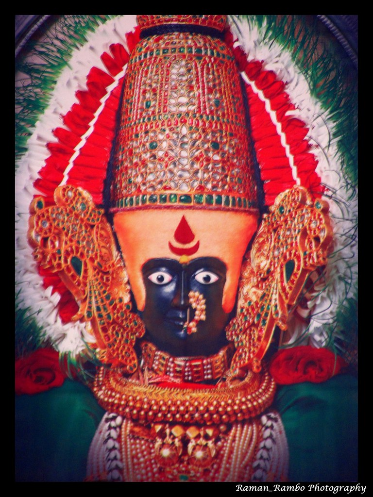 Full Hd Kolhapur Mahalaxmi Devi Hd - HD Wallpaper