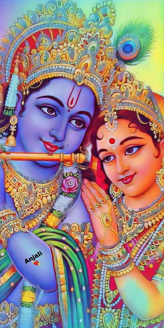 Pics Of Radha Krishna In Hd - Radha Krishna Images Full Hd - HD Wallpaper