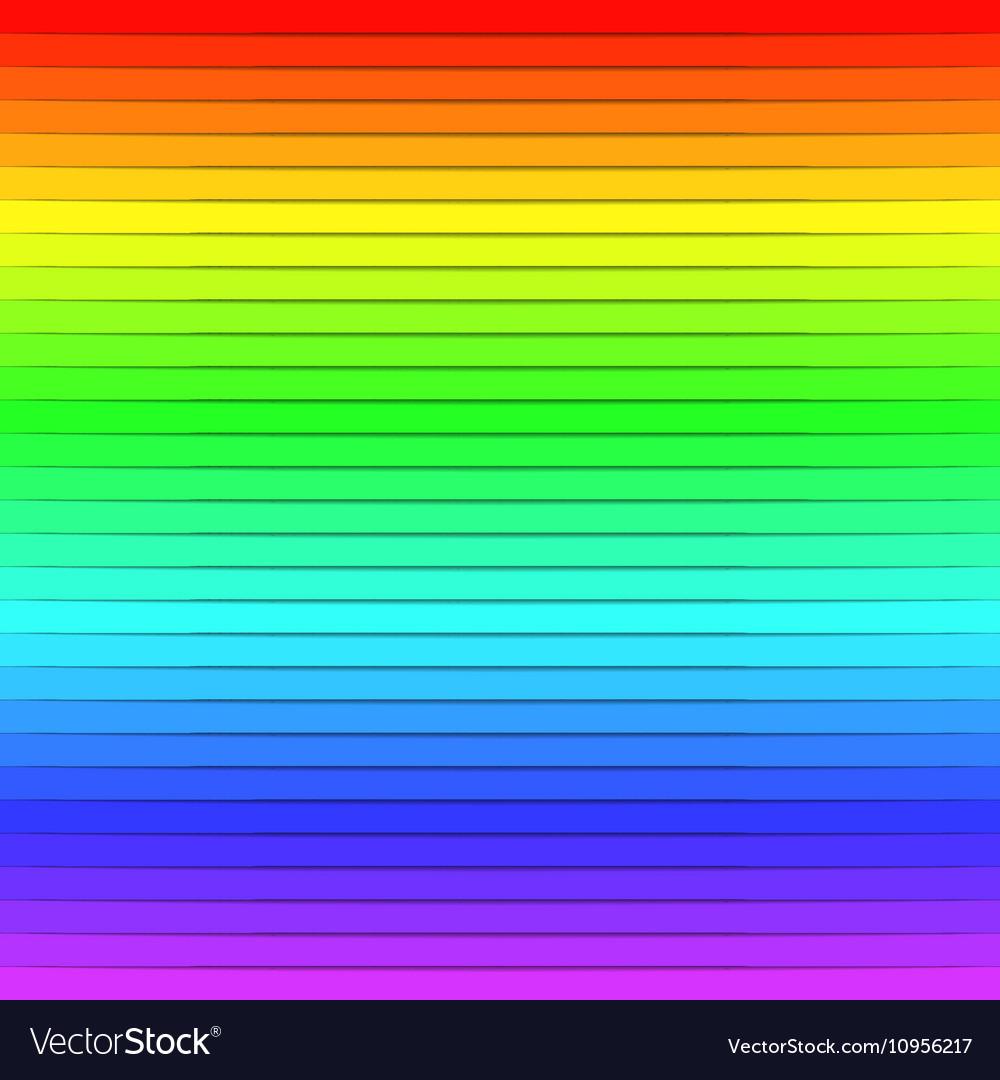 Rainbow Color - HD Wallpaper
