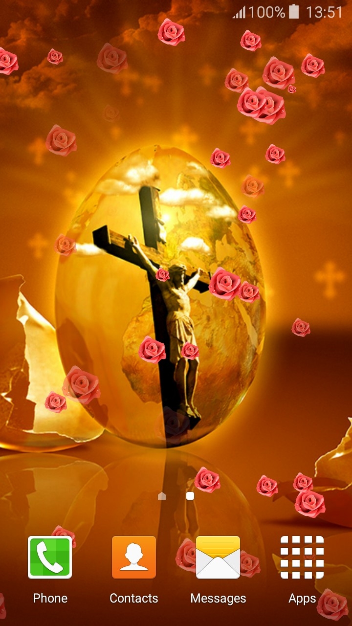 Jesus Live Wallpapers God Egg 720x1280 Wallpaper
