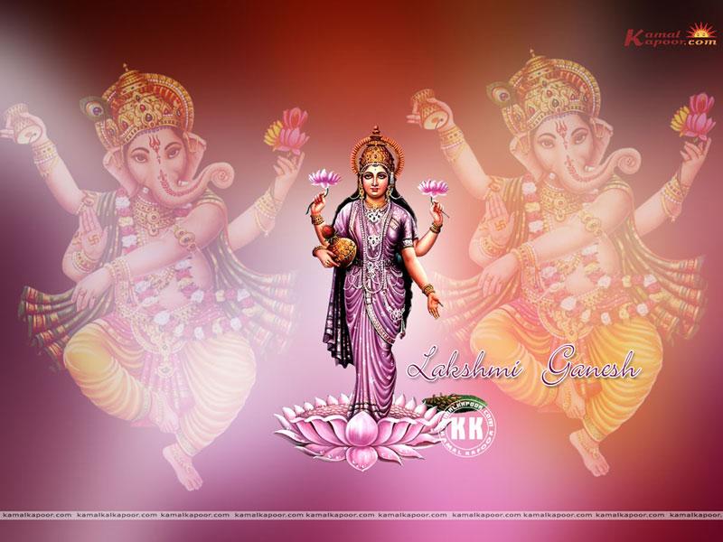 Lakshmi Ganesh Wallpaper Hd 800x600 Wallpaper Teahub Io