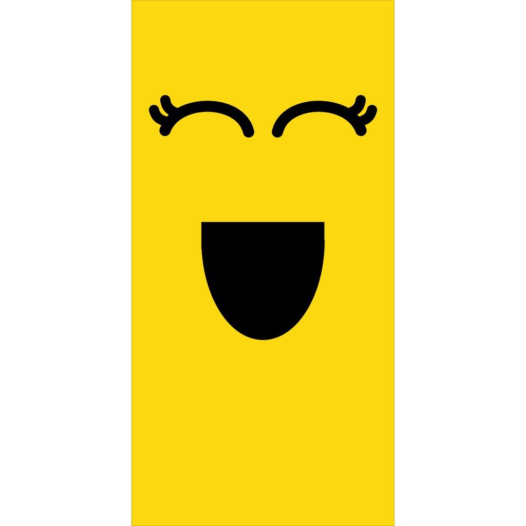 Kartun Lucu Warna Kuning - HD Wallpaper