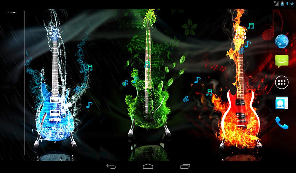 Live Wallpapers Music - HD Wallpaper