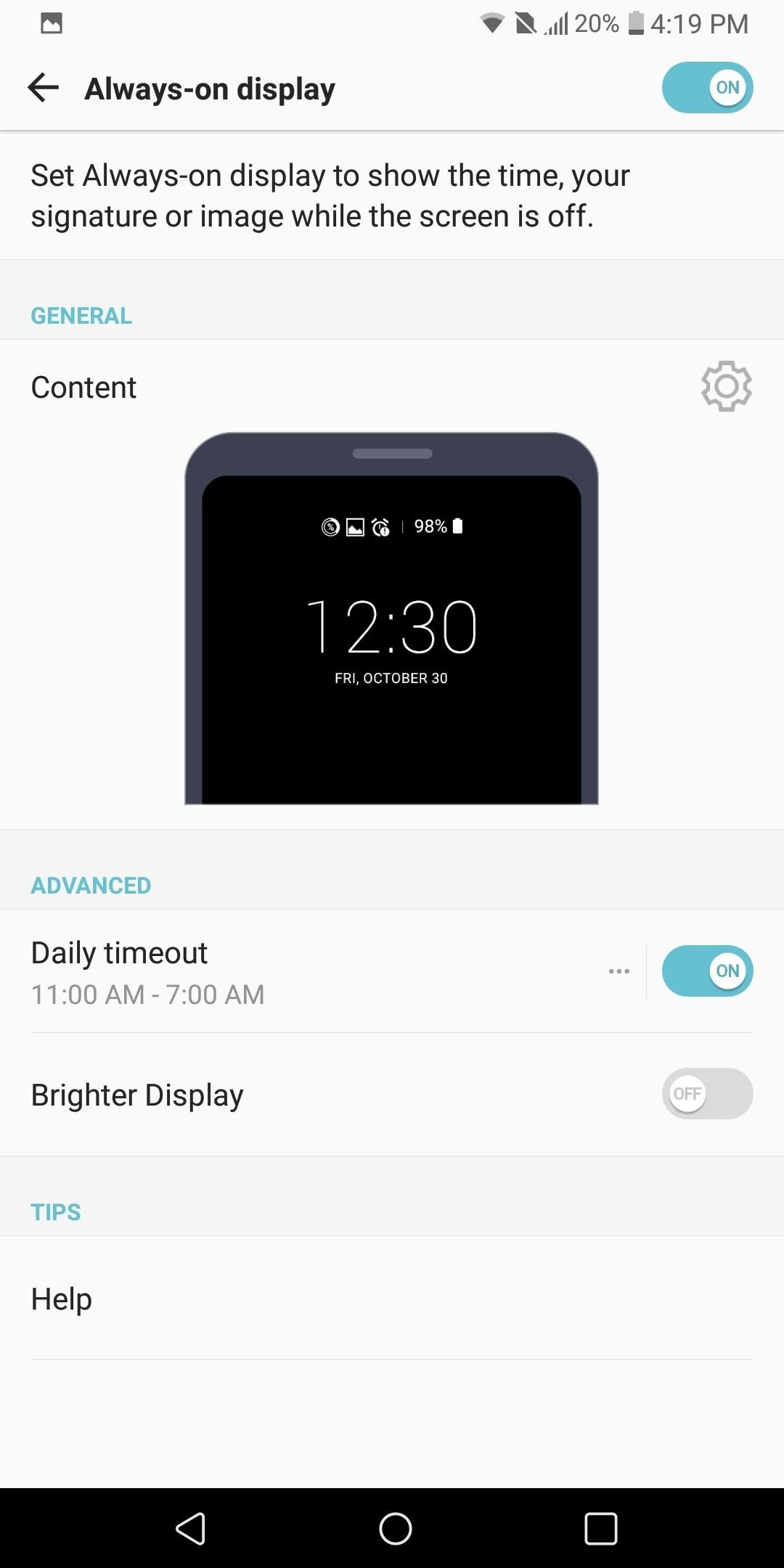 8 Ways To Increase Battery Life On Your Lg V30 - Lg V30 Screen On Time - HD Wallpaper