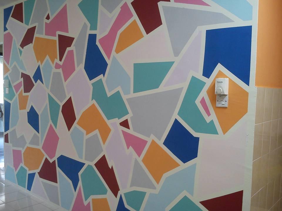 Diy Cat Dinding Ruang Makan Yang Kreatif Dan Cantik Diy Dinding Ruang Tamu 960x720 Wallpaper Teahub Io