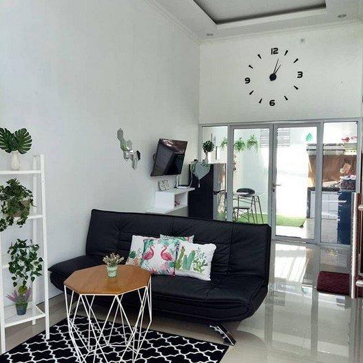 Desain Ruang Tamu Yang Elegan - HD Wallpaper