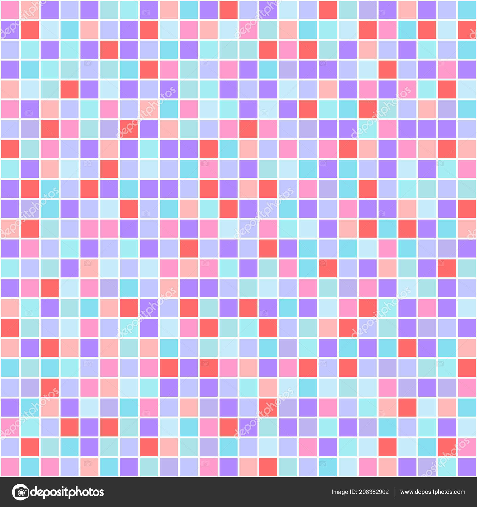 Tiles Texture Seamless Colorful - HD Wallpaper