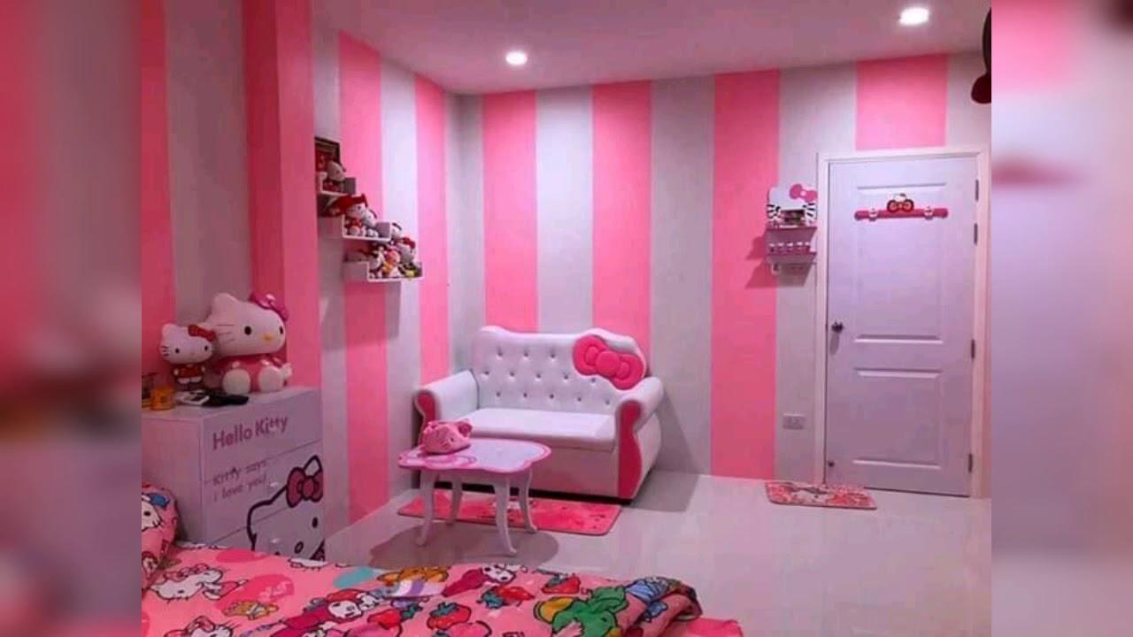 Inspirasi Kamar Hello Kitty - 4x4 Wallpaper - teahub.io