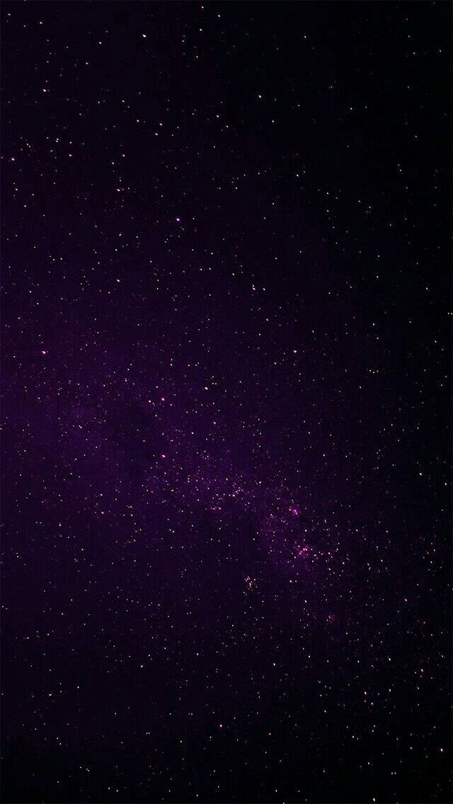 Galaxy Wallpaper Purple Black 640x1136 Wallpaper Teahub Io