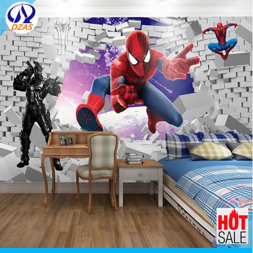 Wallpaper - 3d Spiderman Full Hd - HD Wallpaper