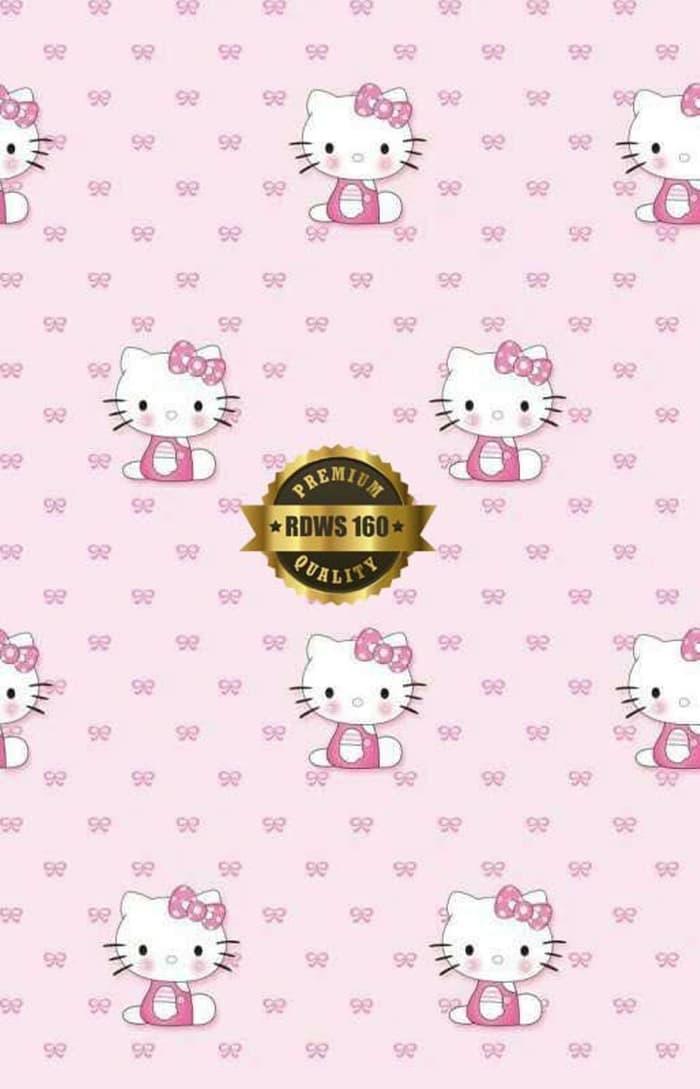 Hello Kitty Pink Lucu 700x1089 Wallpaper Teahub Io