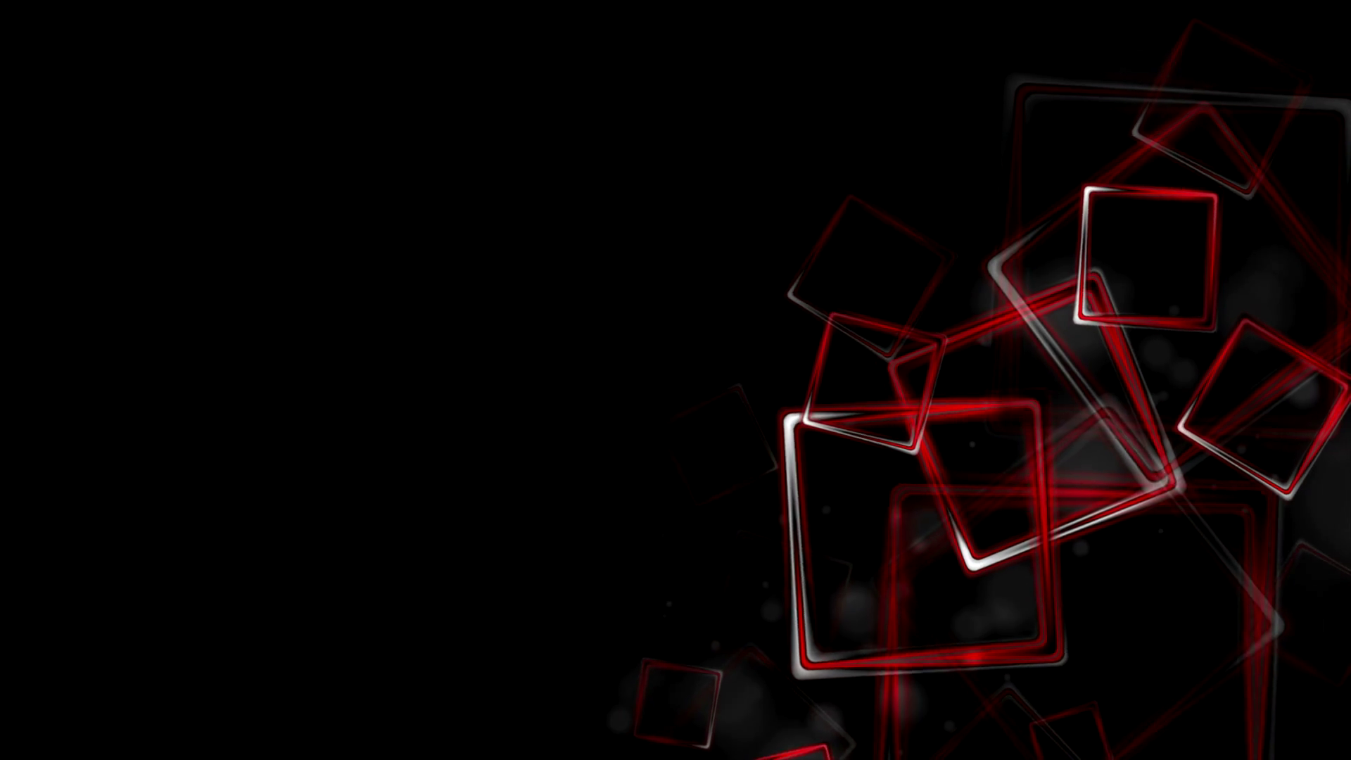 Dark Red Glossy Squares Abstract Motion Design 4k Black Ultra Hd Red And Black 1920x1080 Wallpaper Teahub Io