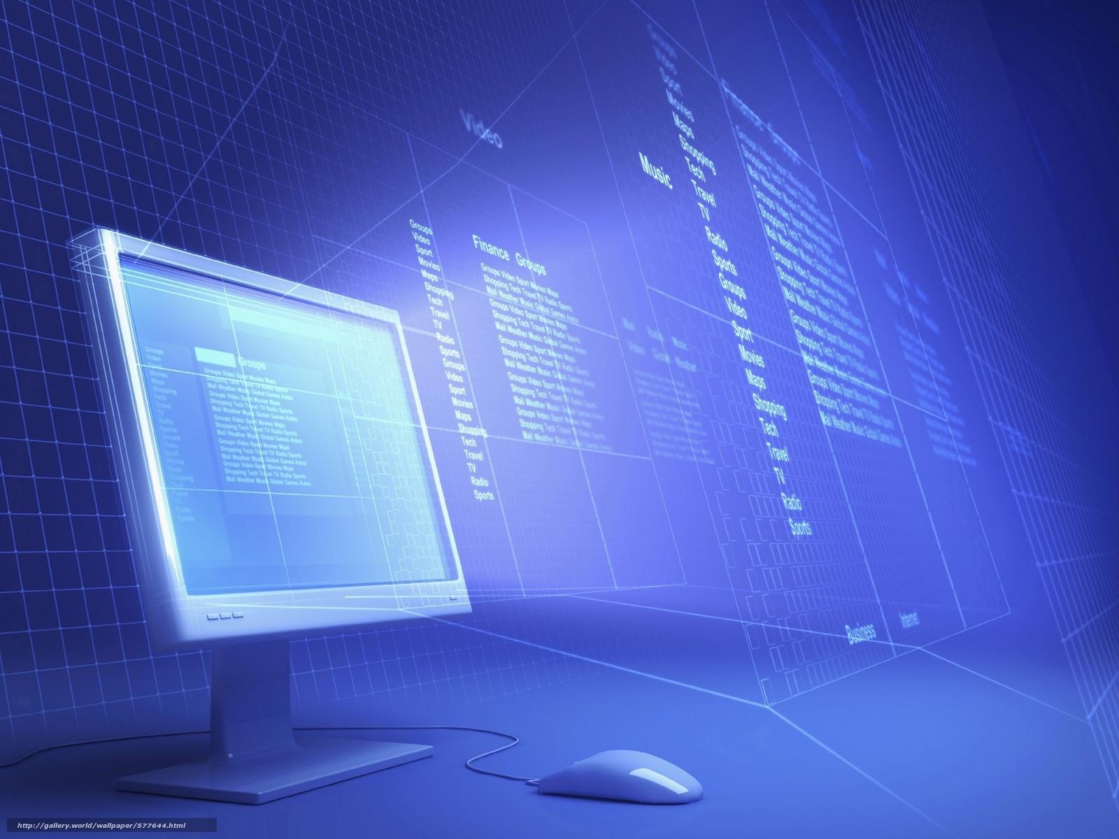 Download Wallpaper Computer Monitor Hi Tech Text Information Technology 1600x1200 Wallpaper Teahub Io