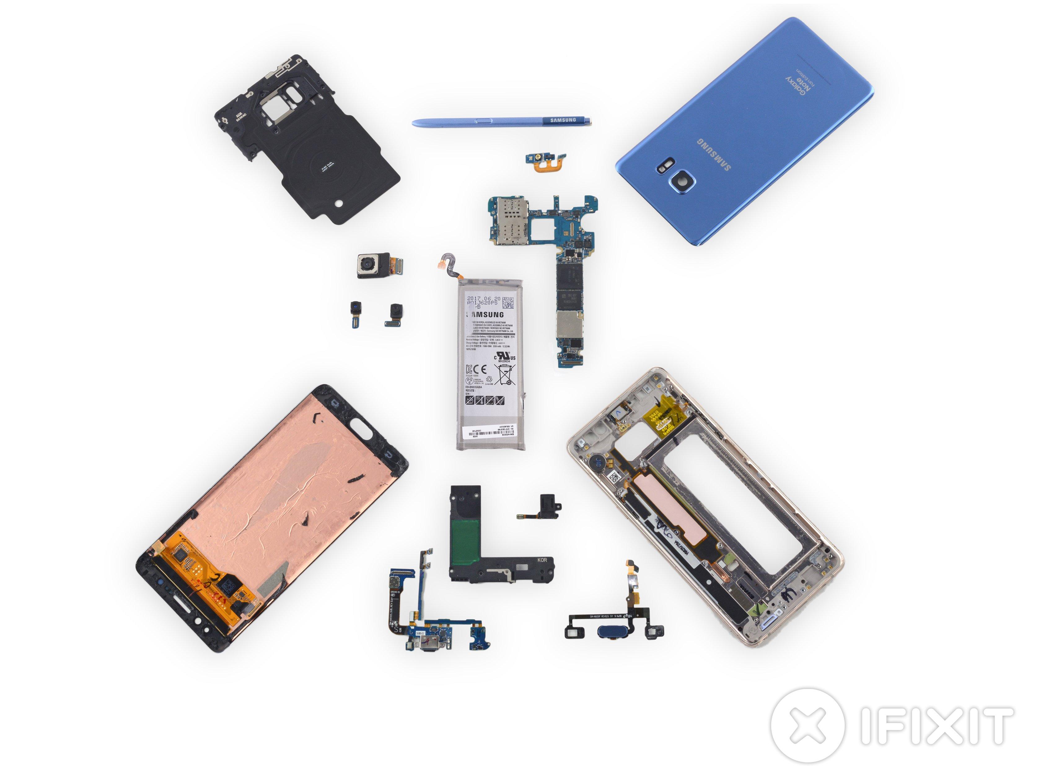 Samsung Galaxy Note Fe Teardown 3360x2520 Wallpaper Teahub Io