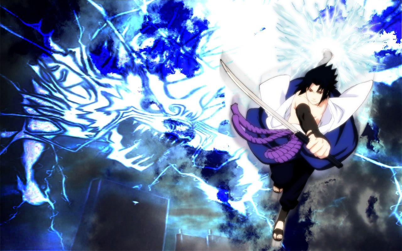 Sasuke Uchiha Wallpaper Keren - HD Wallpaper
