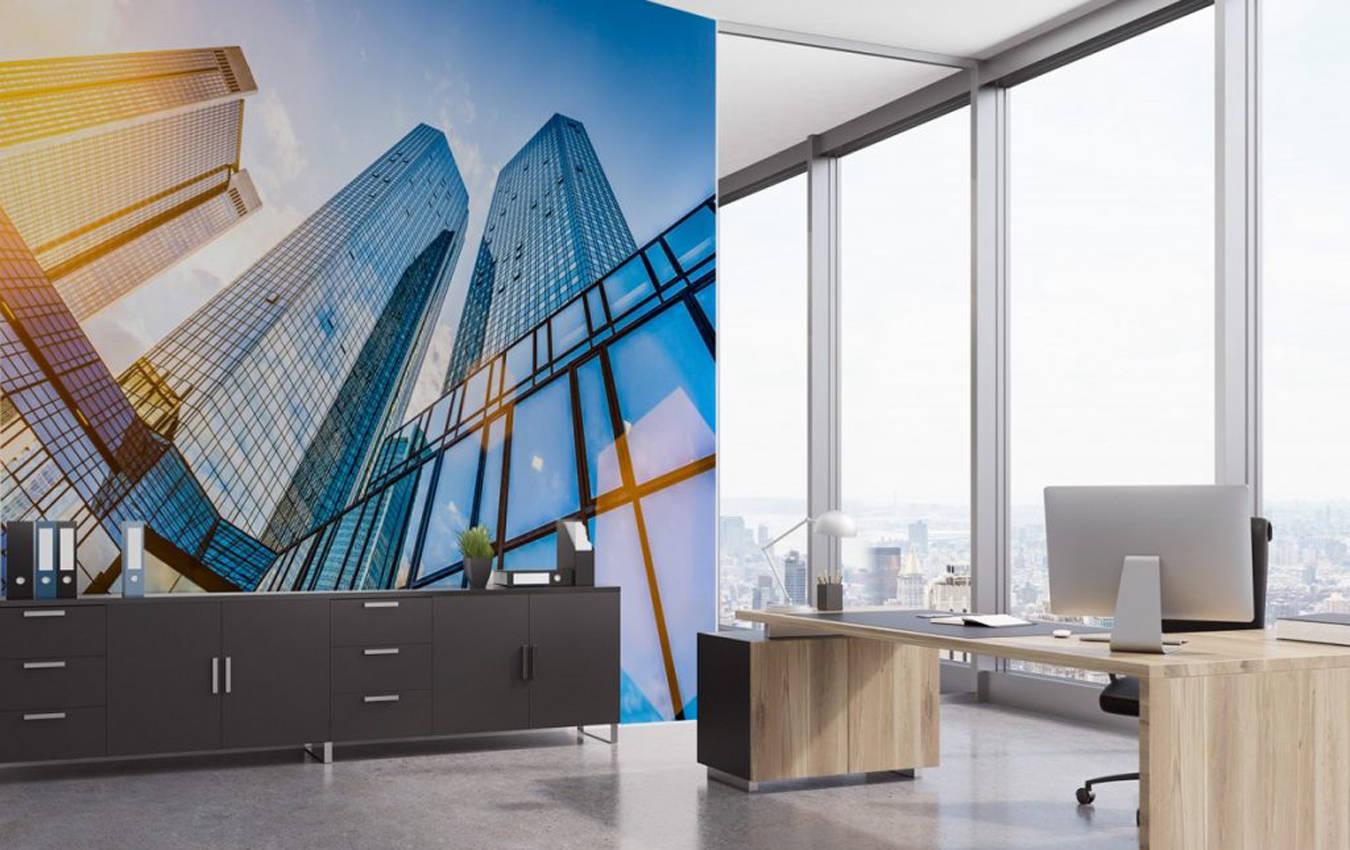 Office Design - HD Wallpaper