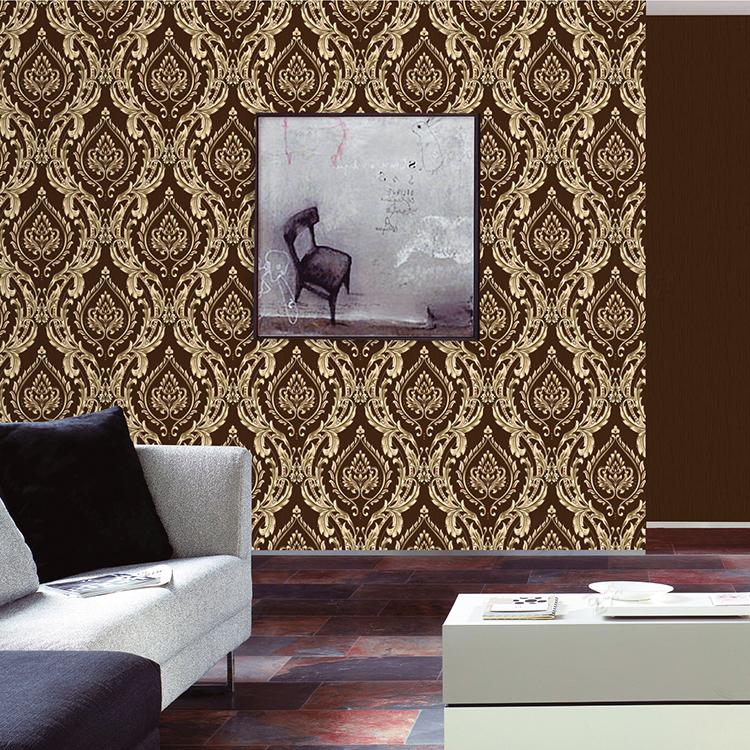 Classical Design European Style Wallpaper Luxury Design - Wall - HD Wallpaper