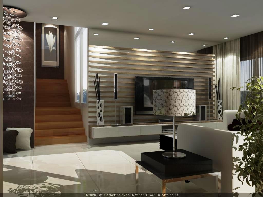 Living Room Wallpaper Malaysia ...