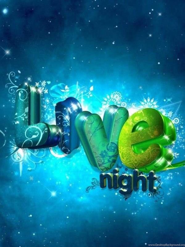 Top 10 Good Night Wallpapers For Love - Best Love Good Night - HD Wallpaper