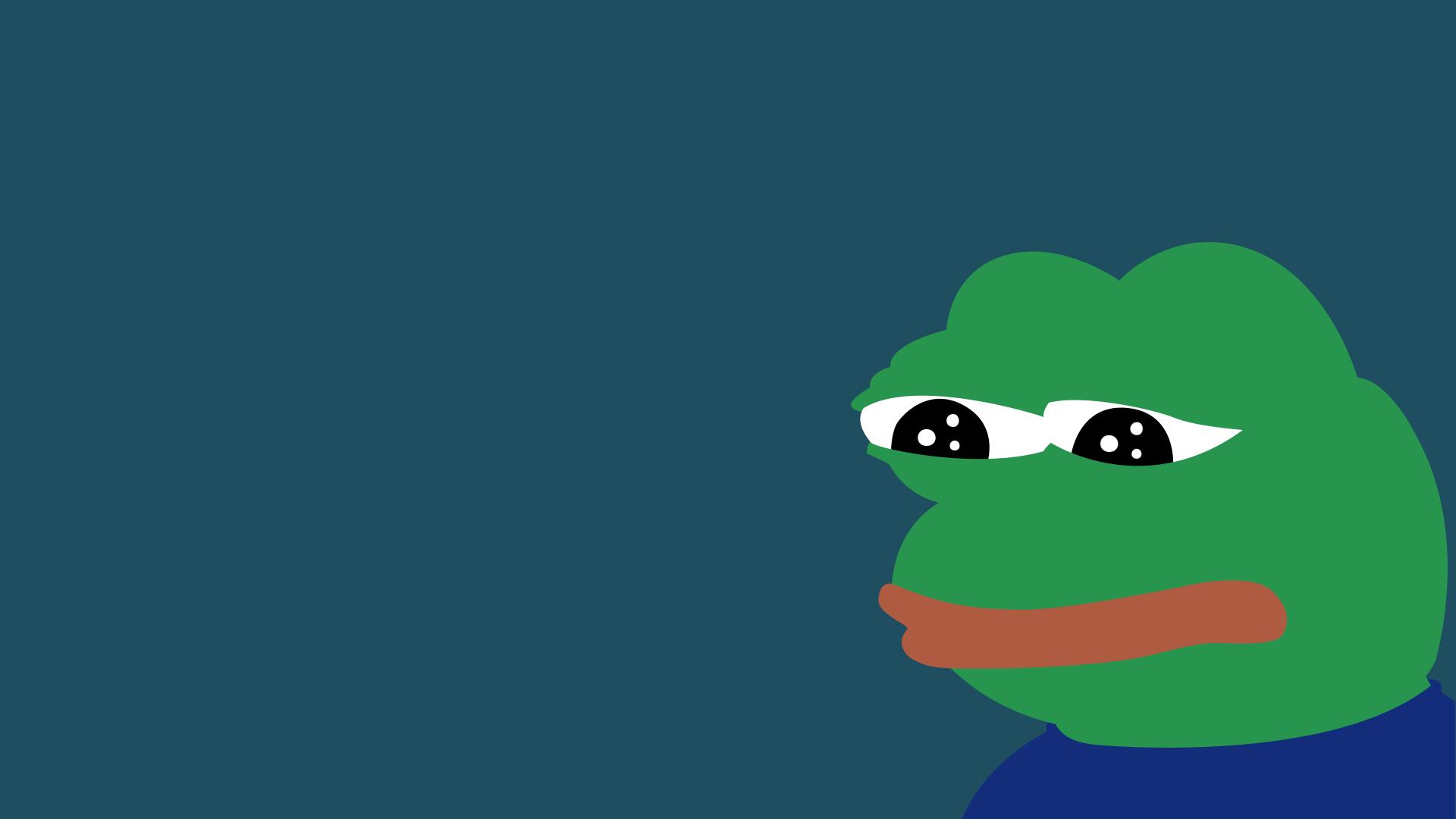Pepe The Frog Wallpaper 4k - HD Wallpaper