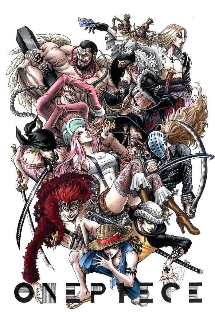 Wallpaper Anime 3d One Piece gambar ke 16