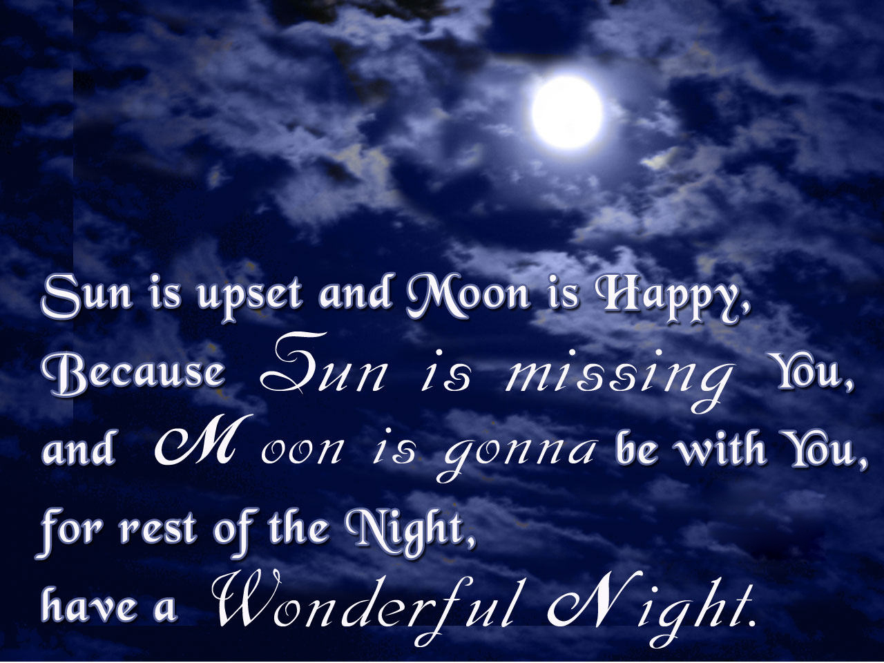 Goodnight Quotes - Good Night Pic With Quotes - HD Wallpaper