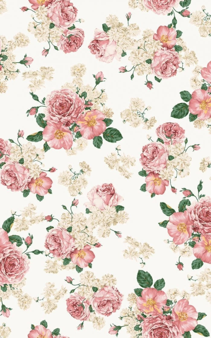 Floral Backgrounds For Iphone Group Pertaining To Best - Cute Flower Wallpaper For Iphone - HD Wallpaper