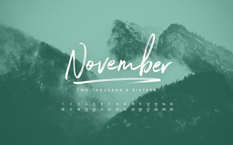 Desktop Wallpaper November 2018 2880x1800 Wallpaper Teahub Io