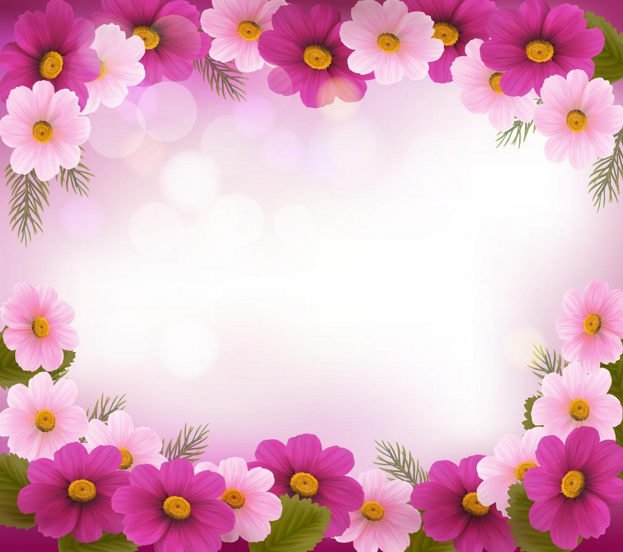 Pink Flower Background Pics Floral Background For Tarpaulin 1280x1134 Wallpaper Teahub Io