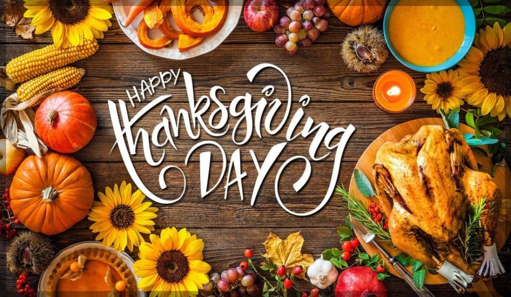 Thanksgiving Day In Usa 2019 - HD Wallpaper