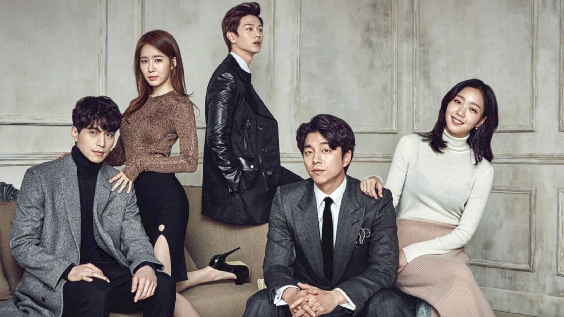 Goblin A Korean Drama Shown On Tv - Goblin Korean Drama Netflix - HD Wallpaper
