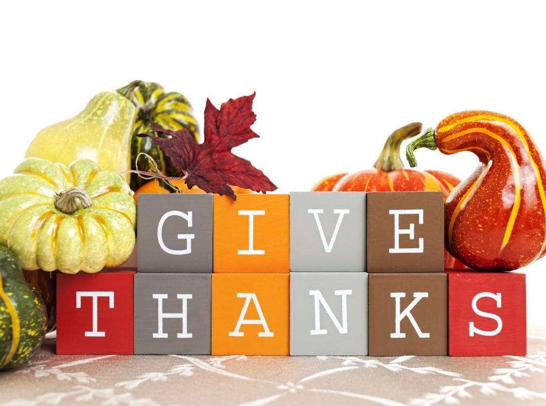 Download Hd Thanksgiving Desktop Wallpaper Id - Give Thanks Background - HD Wallpaper