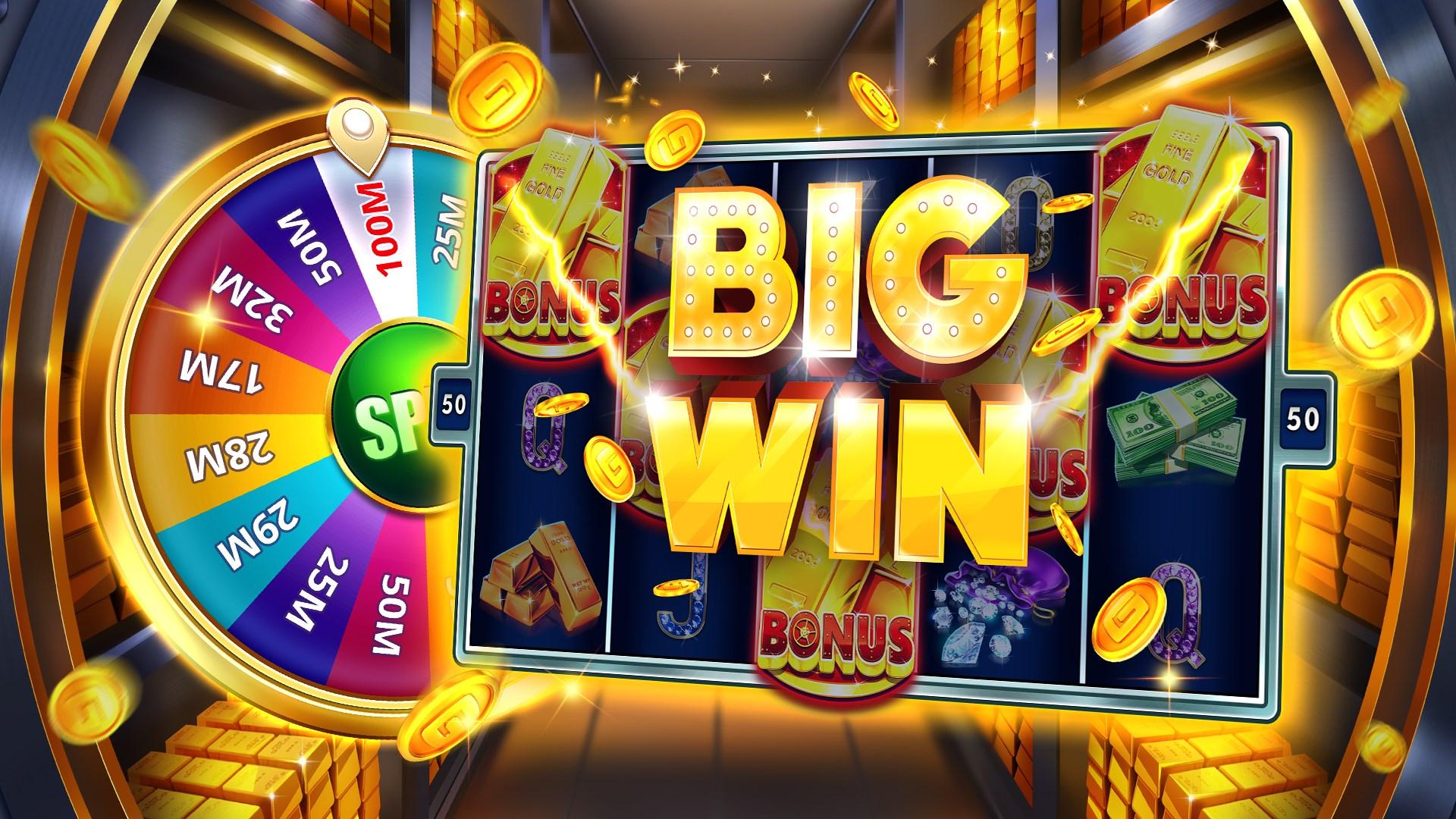 Slot Games Slots Casino 1920x1080 Wallpaper Teahub Io