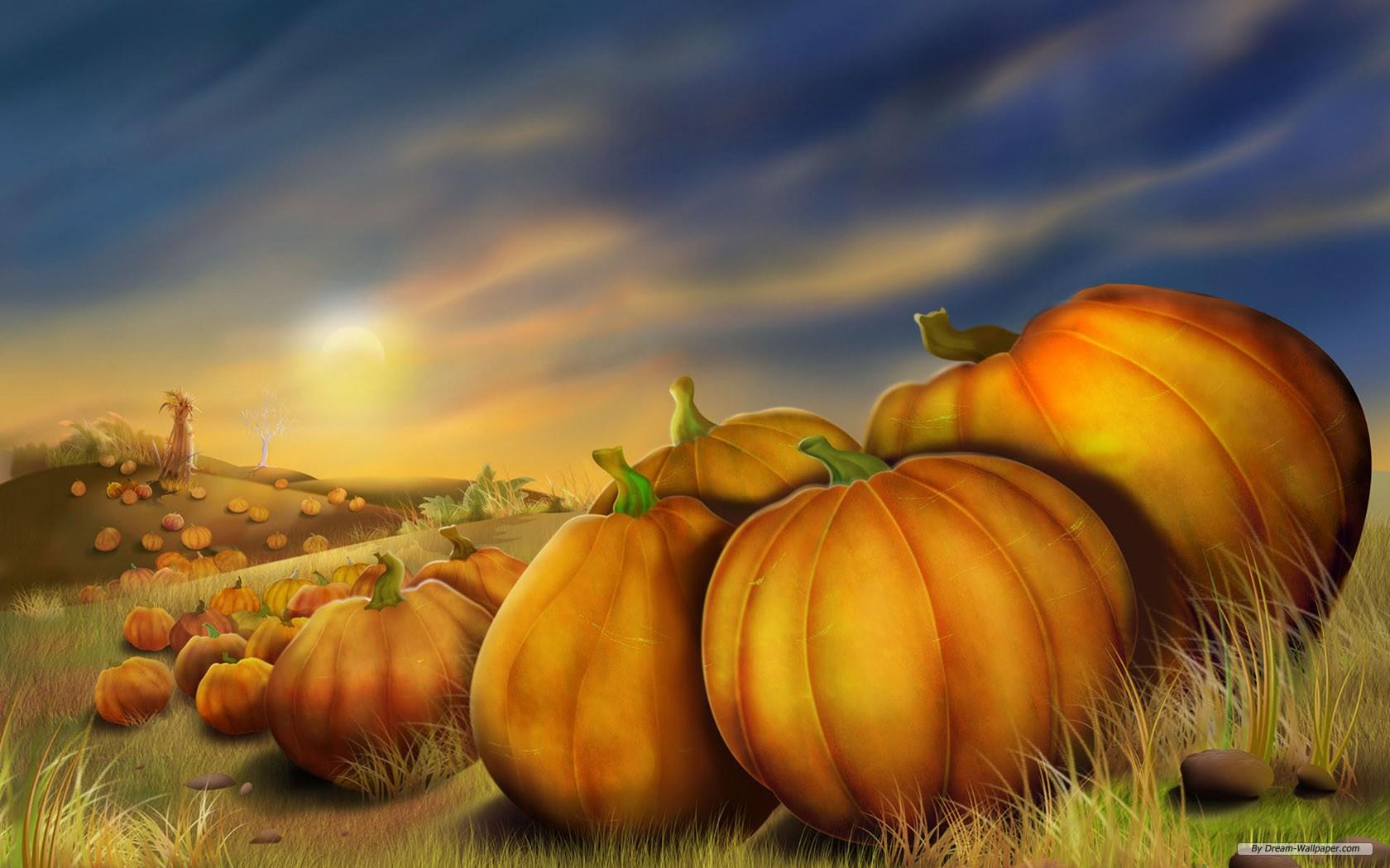 Free Thanksgiving Desktop Wallpaper - Thanksgiving Theme - HD Wallpaper