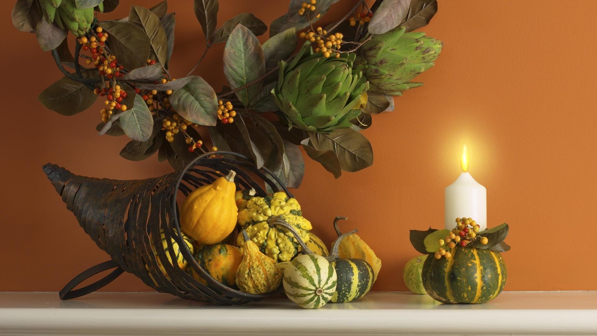 Thanksgiving Desktop Wallpapers - Thanksgiving Edible Cake Toppers - HD Wallpaper