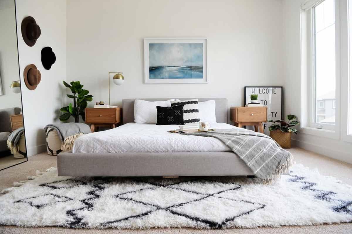 Cara Unik Desain Kamar Tidur Minimalis Sederhana Minimalist Bedroom 1200x800 Wallpaper Teahub Io