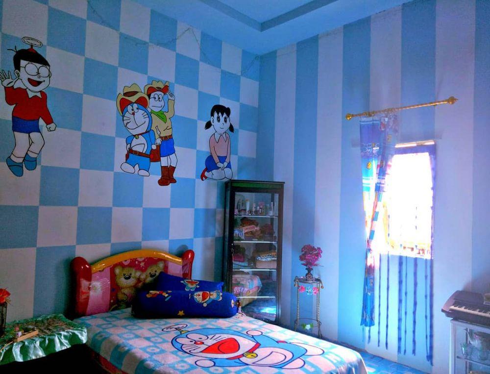 Background Kamar Doraemon - allwallpaper