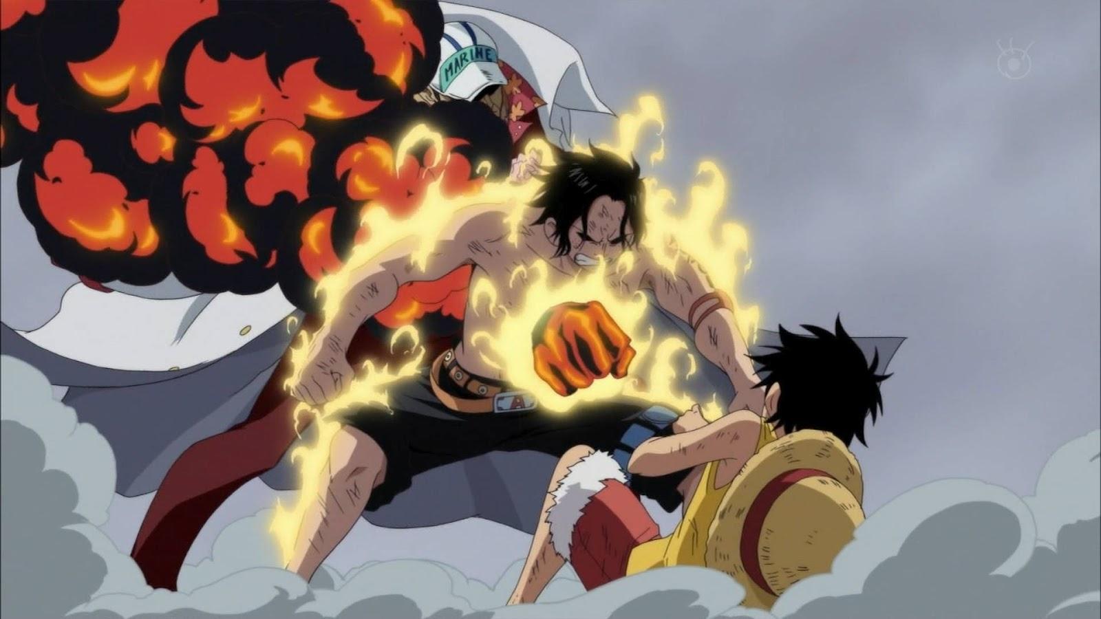 Kata Kata Bijak Di Anime The Law Of Ueki Ace One Piece Morte 1600x900 Wallpaper Teahub Io
