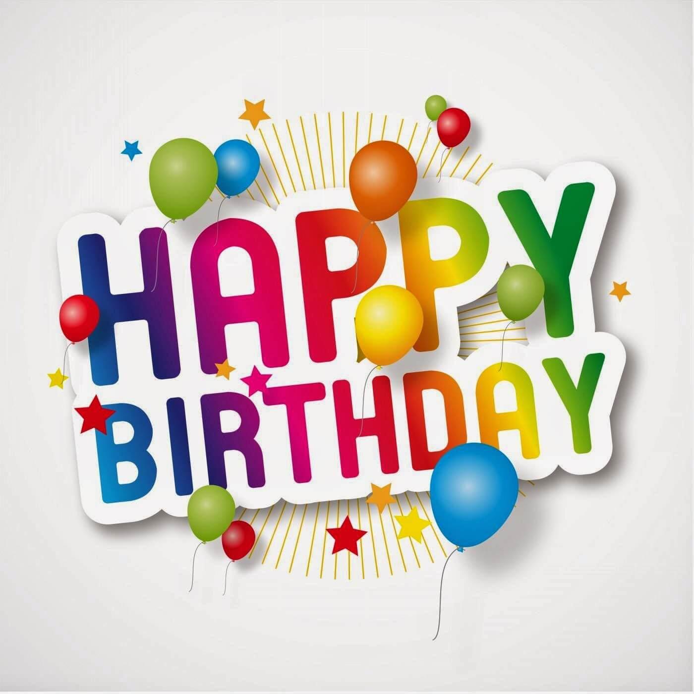 Wallpaper Happy Birthday Ucapan Ulang Tahun   Bahasa Inggris Ulang ...