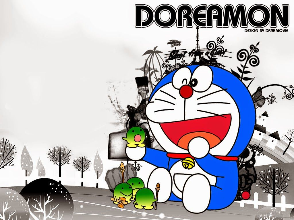 142 1420637 doraemon wallpaper unik