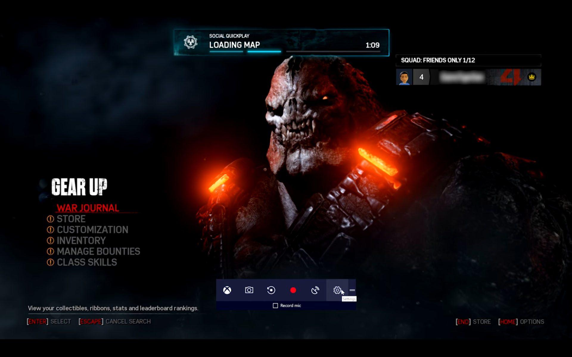 Gam Untuk Wallpaper - Gears Of War 4 Matchmaking - HD Wallpaper