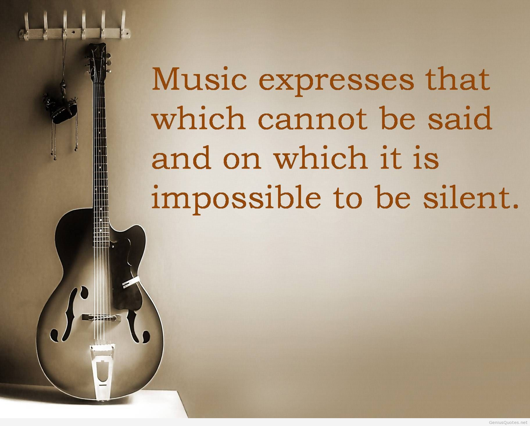 Music Quotes Images Quote - Best Music Quotes - HD Wallpaper