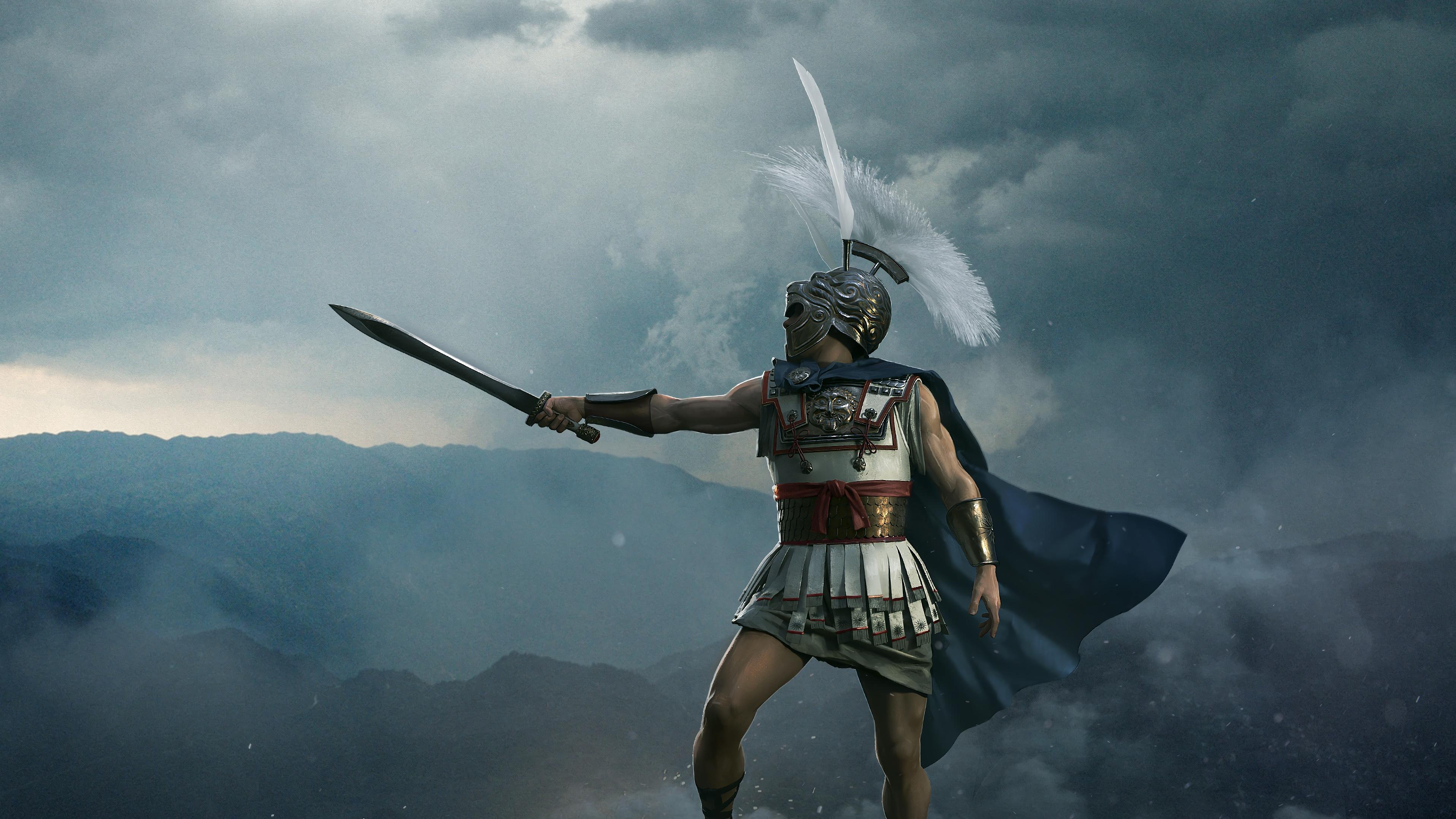 Alexander The Great Wallpaper Hd - HD Wallpaper