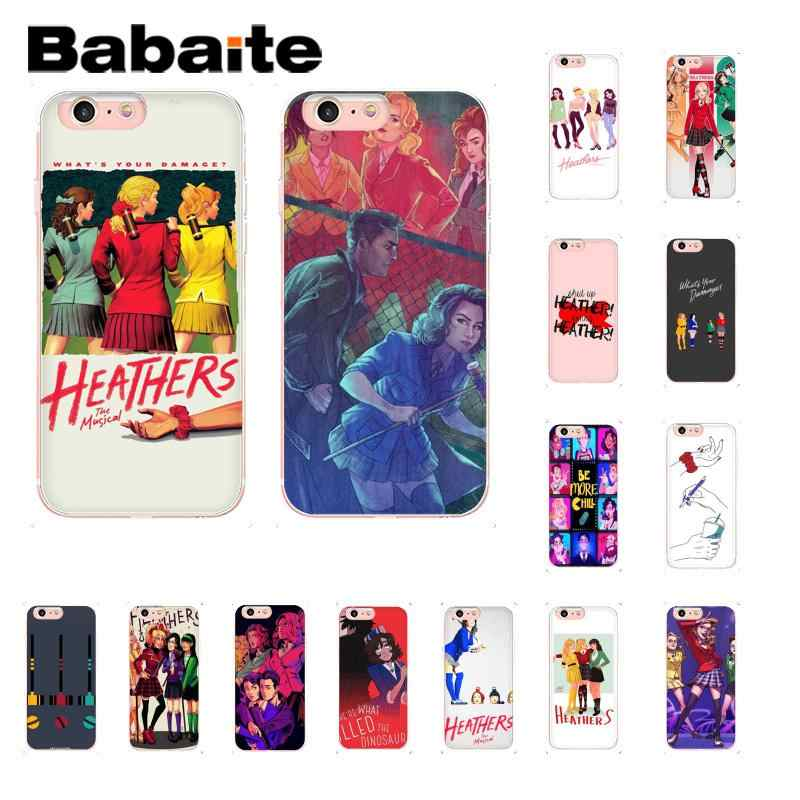 Babaite Heathers Broadway Musical Diy Luxury Phone - Iphone 8 Case Little Prince - HD Wallpaper